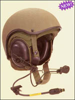 USA KM2 COMBAT VEHICLE HELMET