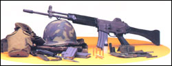 K2 5.56 mm Rifle