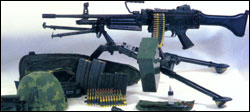 K3 5.56 mm Light Machine Gun