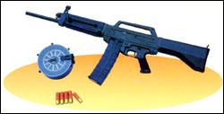 USAS-12 12 Gage Shot Gun