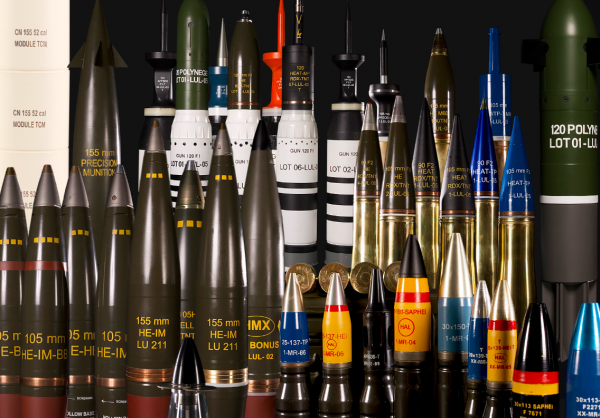Specialty Munitions